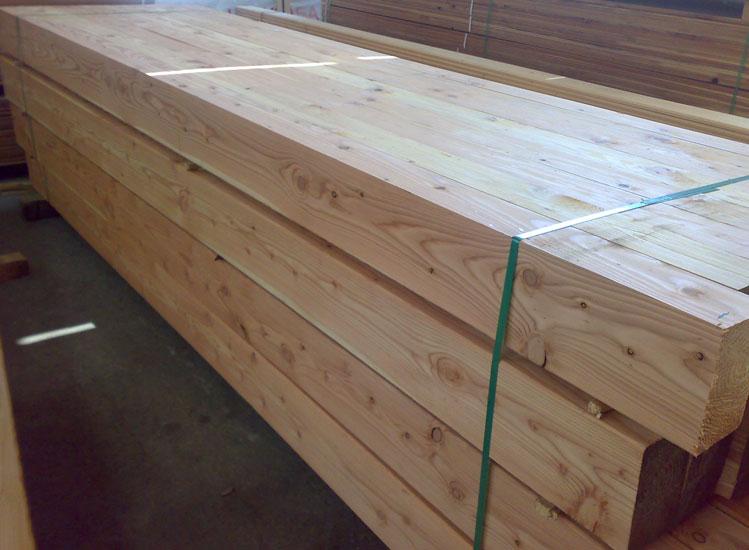 Maderas aguirre catalogo de vigas macizas for Tejados vigas de madera