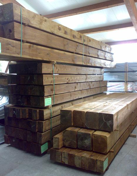 Maderas aguirre catalogo de vigas macizas - Restaurar vigas de madera ...