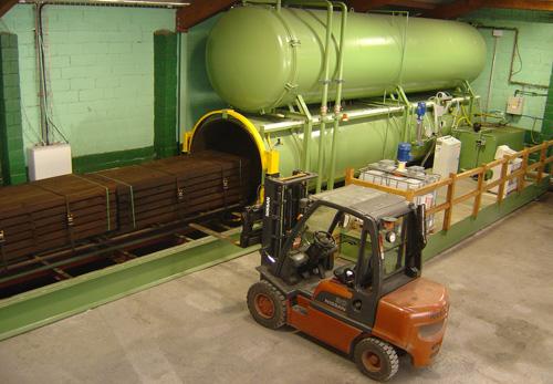 Maderas aguirre varios tratamiento autoclave r 4 - Autoclave para madera ...