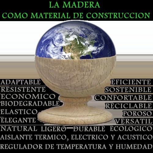 Maderas aguirre porque elegir la madera como material de construcci n - Maderas aguirre ...
